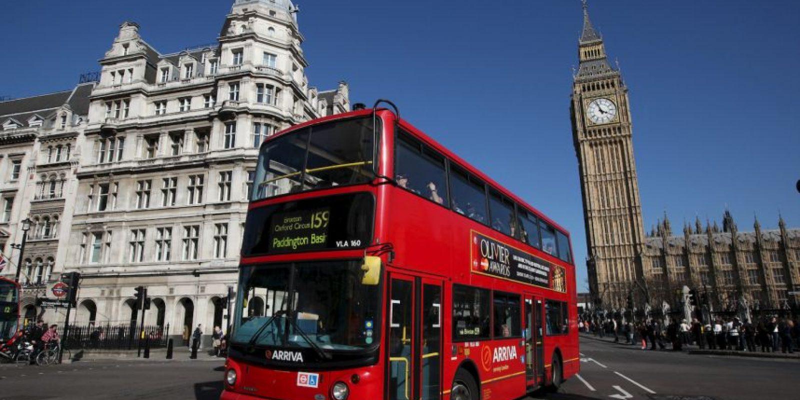1. Reino Unido – 173 países Foto:Getty Images