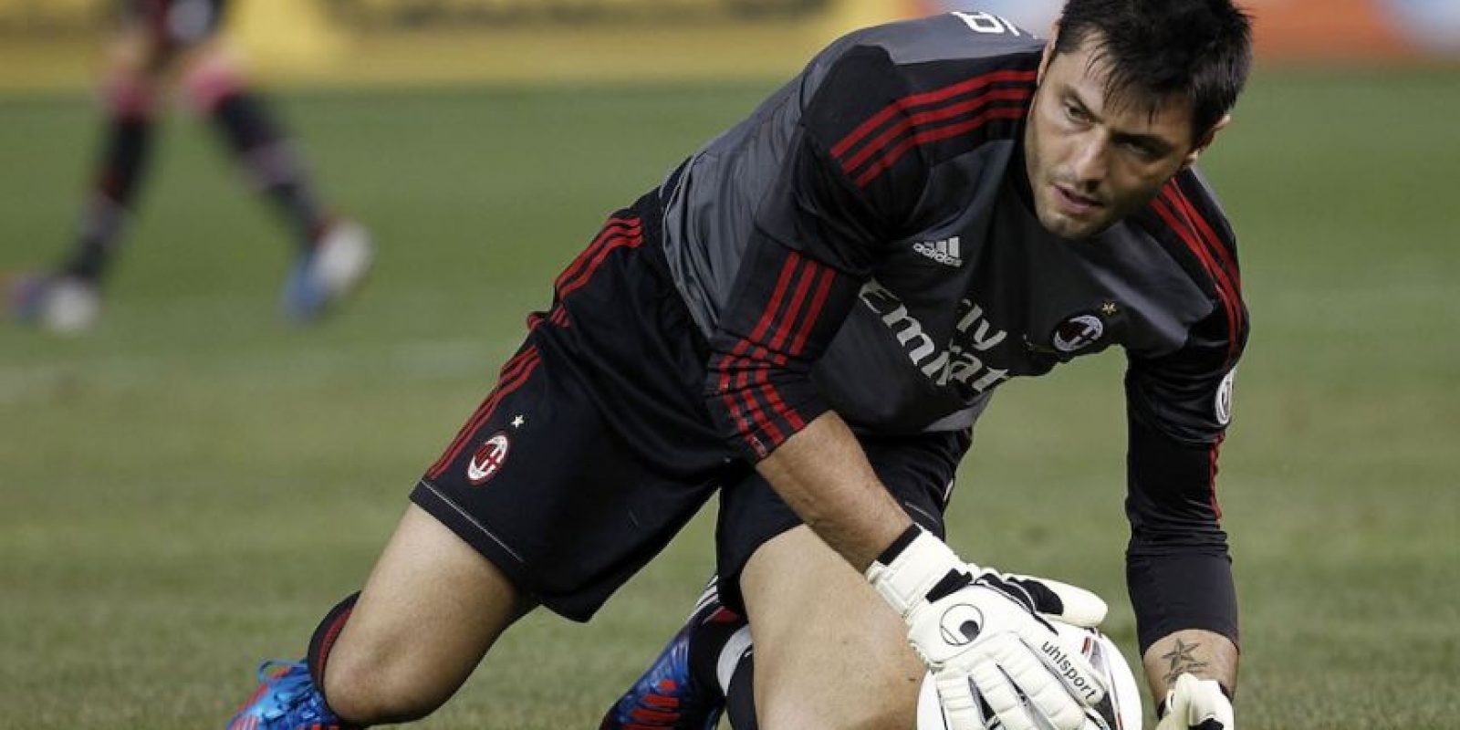 En ocho años pasó de ganar la Copa del Mundo a jugar en séptima división. Foto:Getty Images