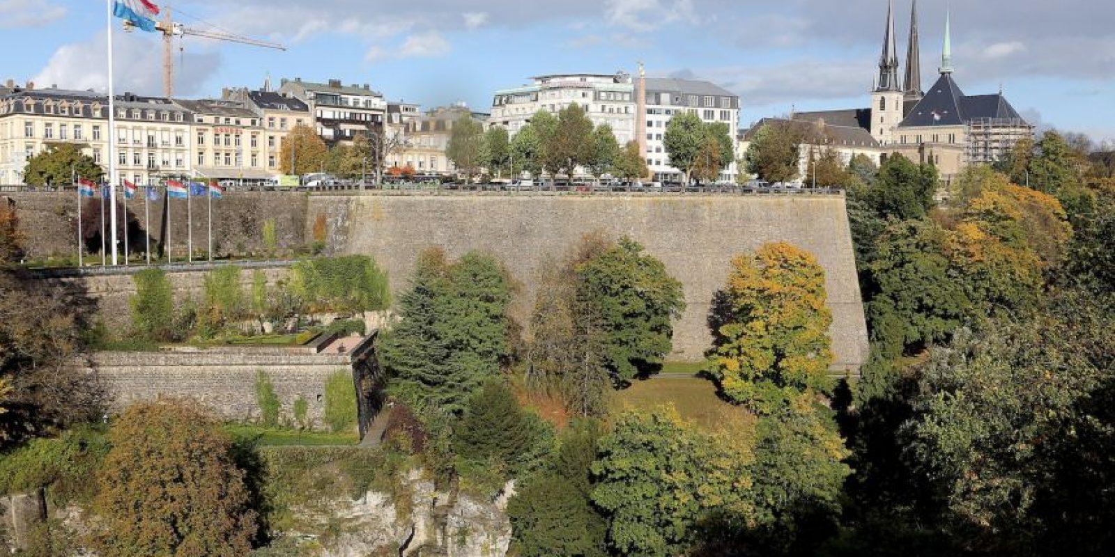 2. Luxemburgo – 172 países. Foto:Getty Images