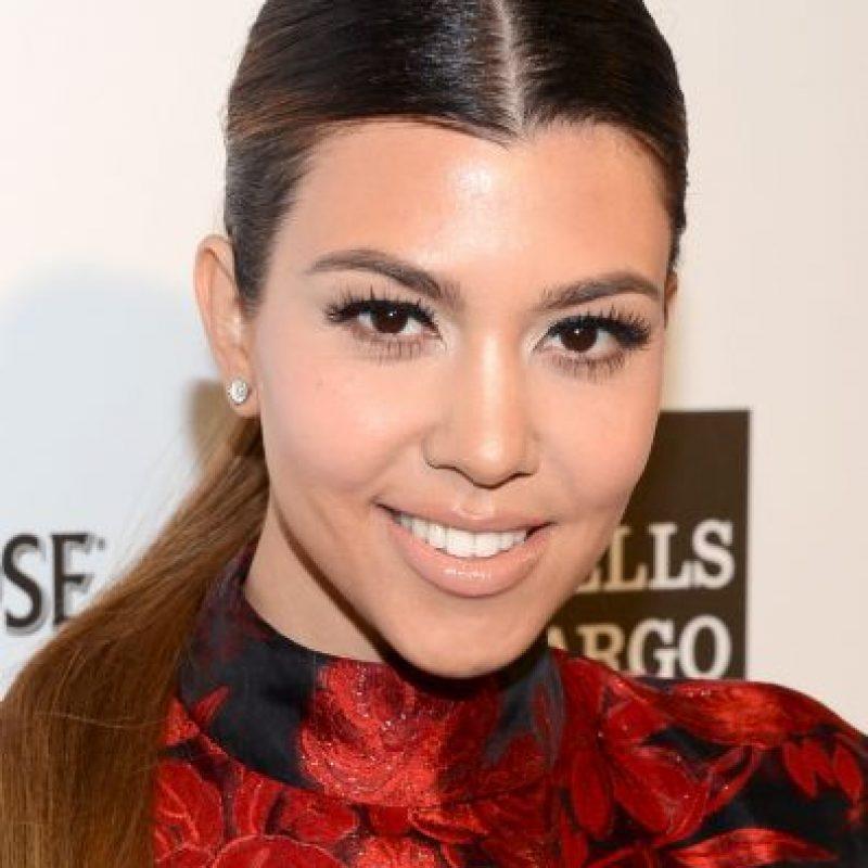 Es la hija mayor del abogado Robert Kardashian y Kris Jenner Foto:Getty Images