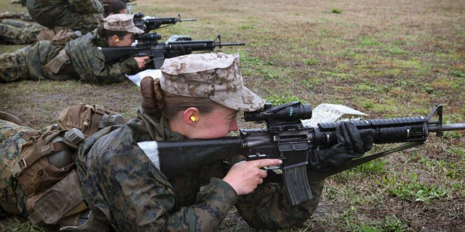 13. El Protocolo de las Naciones Unidas contra la fabricación y tráfico ilícitos de armas de fuego, sus piezas, componentes y municiones no ha sido firmado por los Estados Unidos Foto:Getty Images