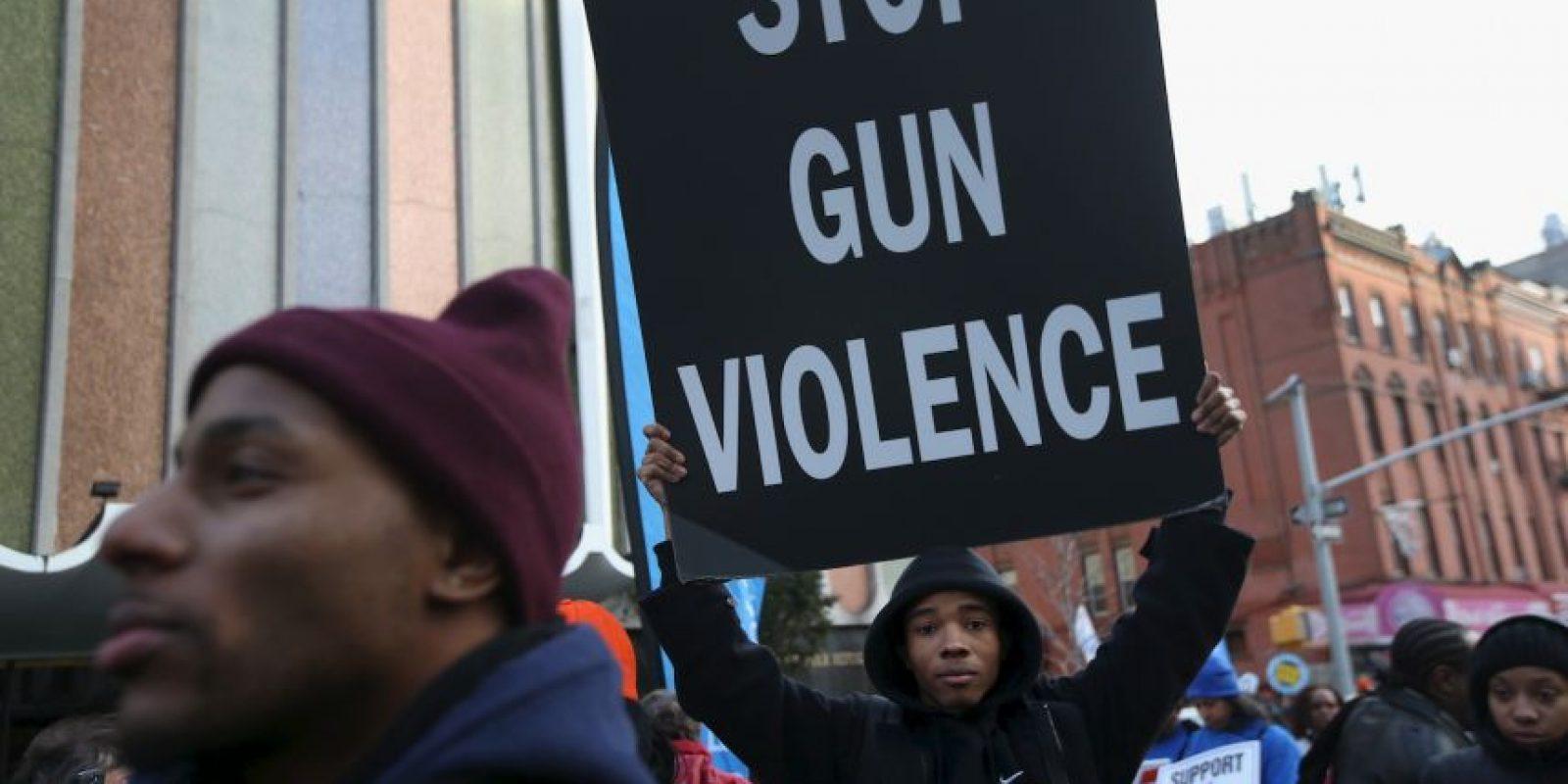 8. Solamente es permitida la fabricación de armas pequeñas, si el fabricante cumple con los requisitos necesarios Foto:Getty Images