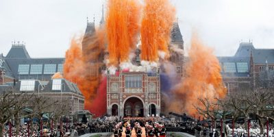 3. Países Bajos – 171 países. Foto:Getty Images
