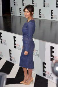Es una modelo, empresaria y personaje de televisión estadounidense Foto:Getty Images