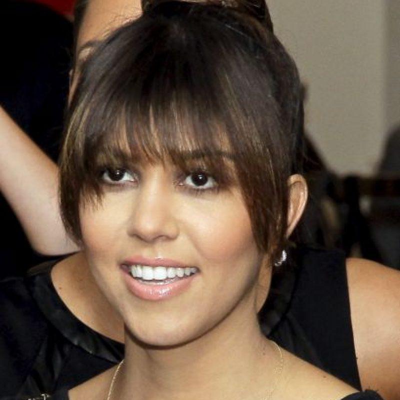 Es la hermana mayor de Kim, Khloe y Rob Kardashian, y media-hermana de Kendall y Kylie Jenner Foto:Getty Images