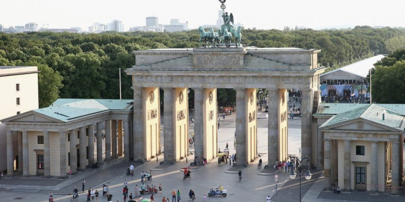 2. Alemania – 172 países. Foto:Getty Images