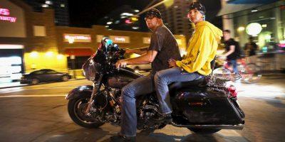 5. Nuestro acompañante puede afectar el equilibrio dinámico de nuestra moto. Foto: Getty Images