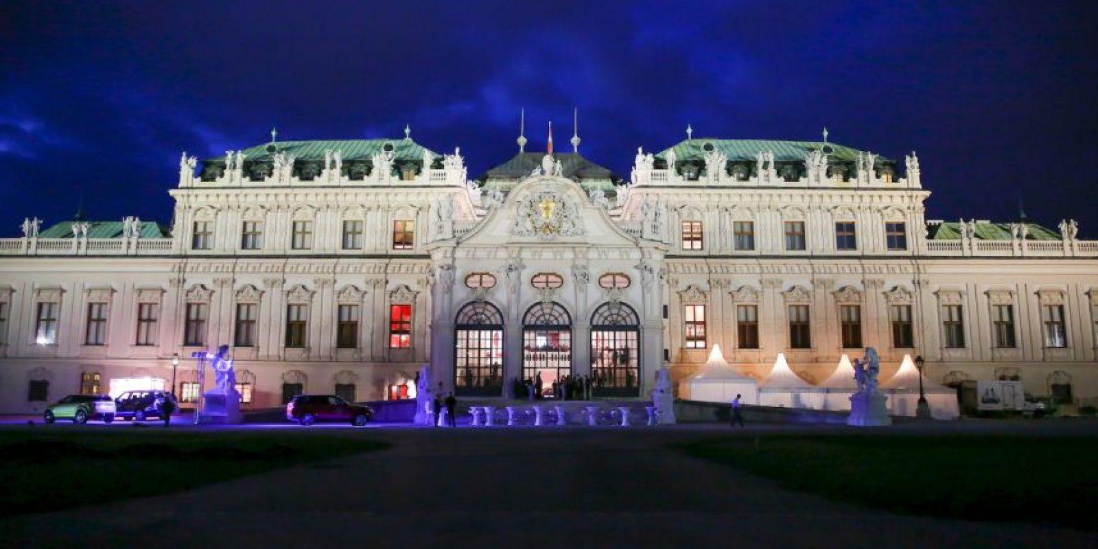 5. Austria – 168 países Foto: Getty Images