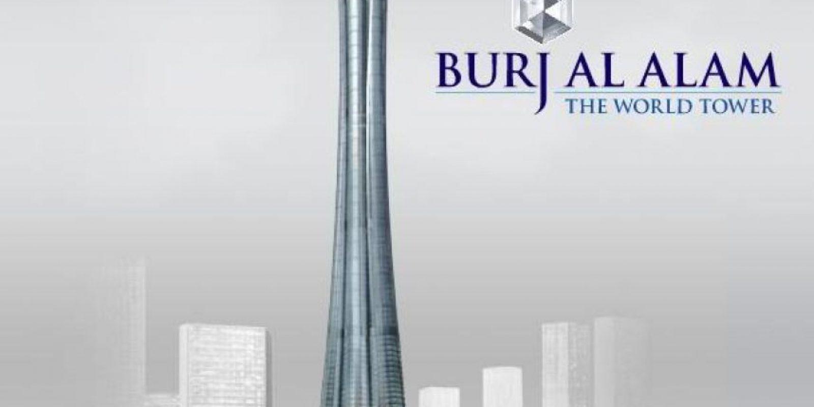 Este edificio se convertiría en uno de los más altos del mundo. Foto:Skyscraper City