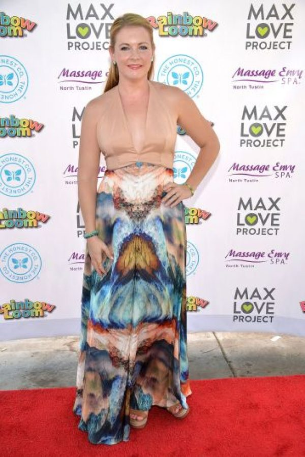Melissa Joan Hart mide 1.57 metros Foto: Getty Images