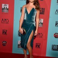 Lea Michele mide 1.59 metros Foto: Getty Images