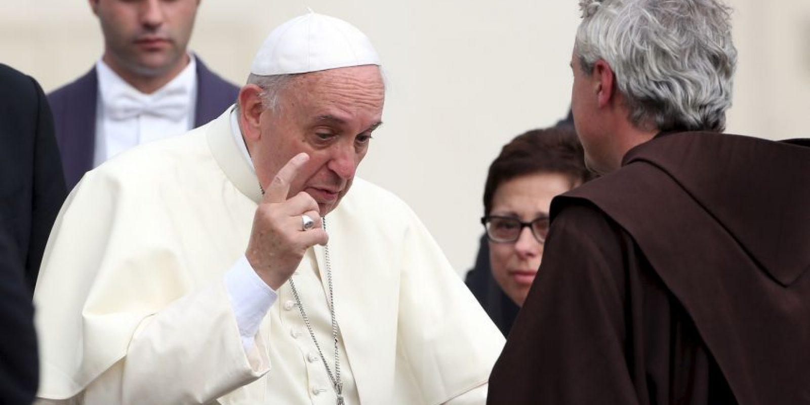 Su ministerio está dedicado a los pobres. Foto:Getty Images