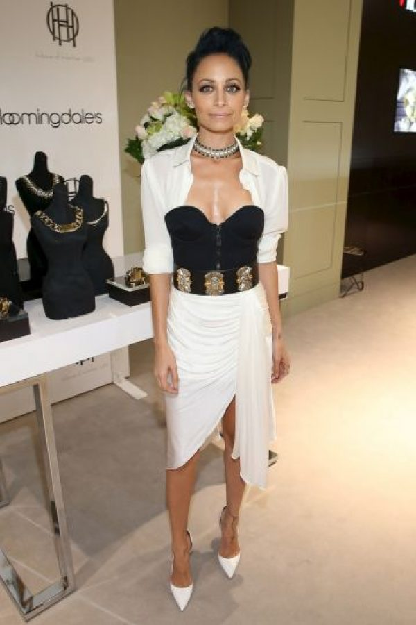 Nicole Richie mide 1.55 metros Foto: Getty Images