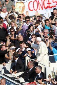 El acercamiento con la gente es su principal característica. Foto:Getty Images