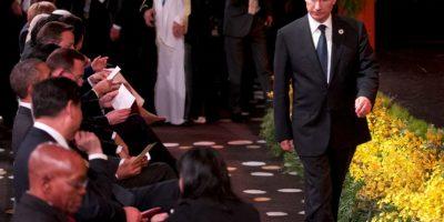 Vladimir Putin, ¿el más controversial de la cumbre G-20?
