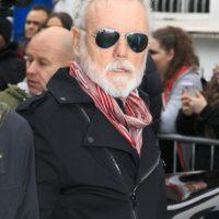 Roger Taylor, baterista de Queen Foto:Getty