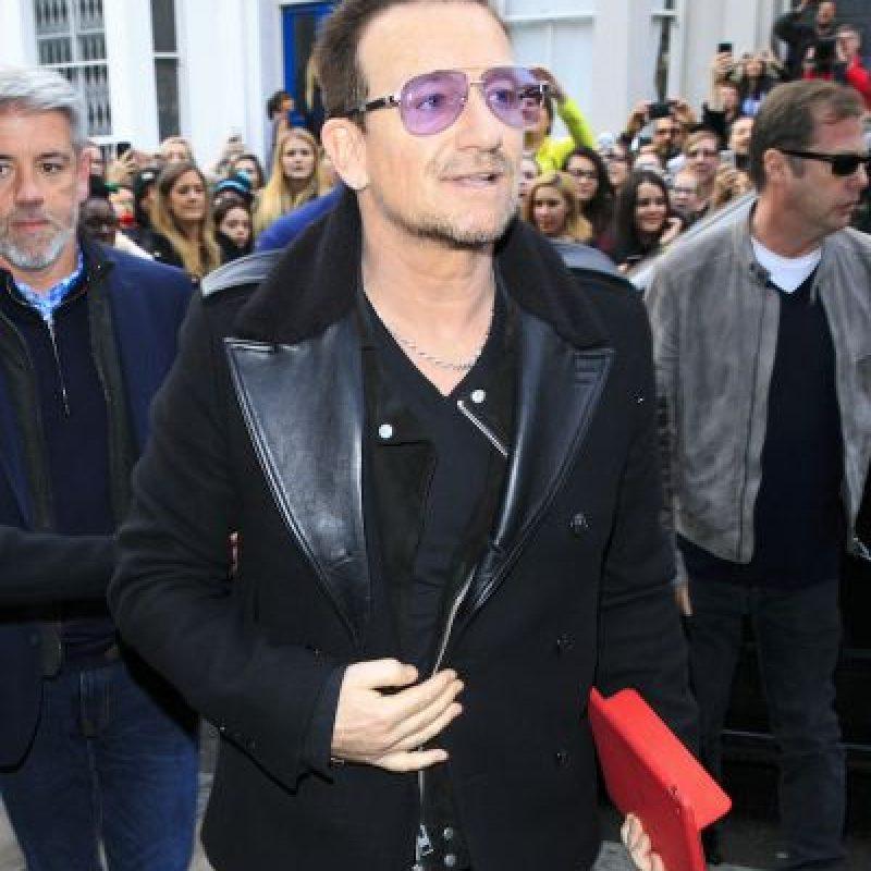 Bono, de U2 Foto: Getty
