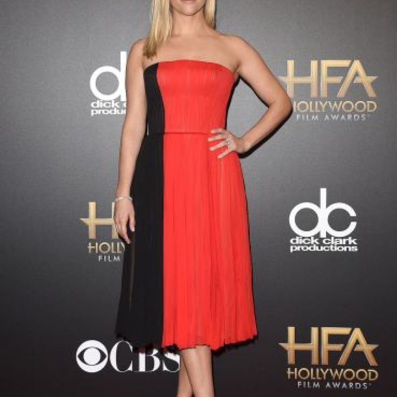 Reese Witherspoon mide 1.56 metros Foto: Getty Images