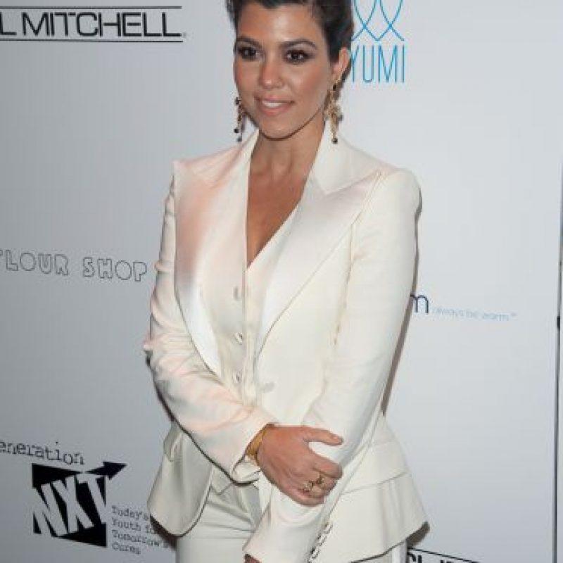 Las Kardashian asistieron a la escuela católica romana de niñas Marymount Foto:Getty Images
