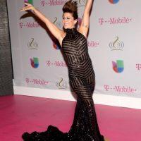 Alejandra Guzmán mide 1.54 metros Foto:Getty Images