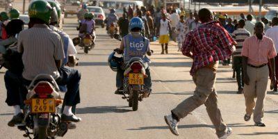 10. Mantengan su distancia con otros vehículos. Foto:Getty Images