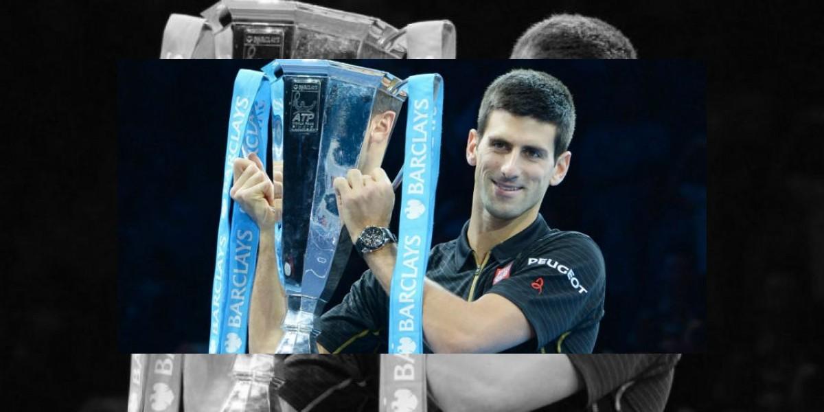 Djokovic, el mejor del mundo