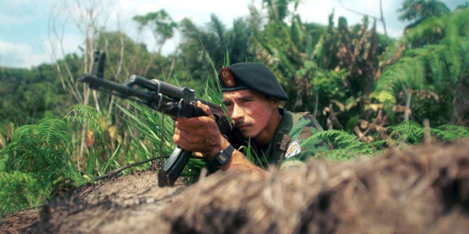 Las FARC es el grupo rebelde más antiguo y numeroso de América Latina. Foto:Getty Images