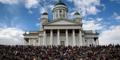 1. Finlandia – 173 países. Foto:Getty Images