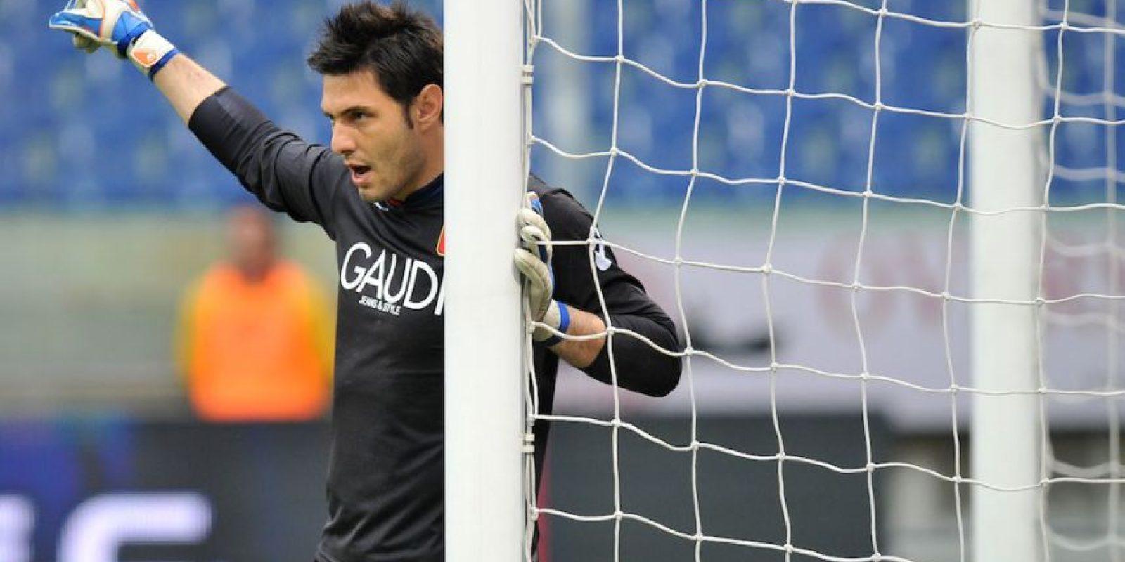 Marco debutó con la AS Roma en el año 2000. Foto:Getty Images