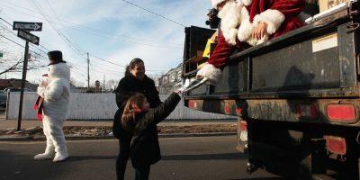 Recogiendo la basura de las calles Foto:Getty Imagaes