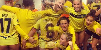 Y celebraron en grande Foto:Instagram: @theresanielsen8
