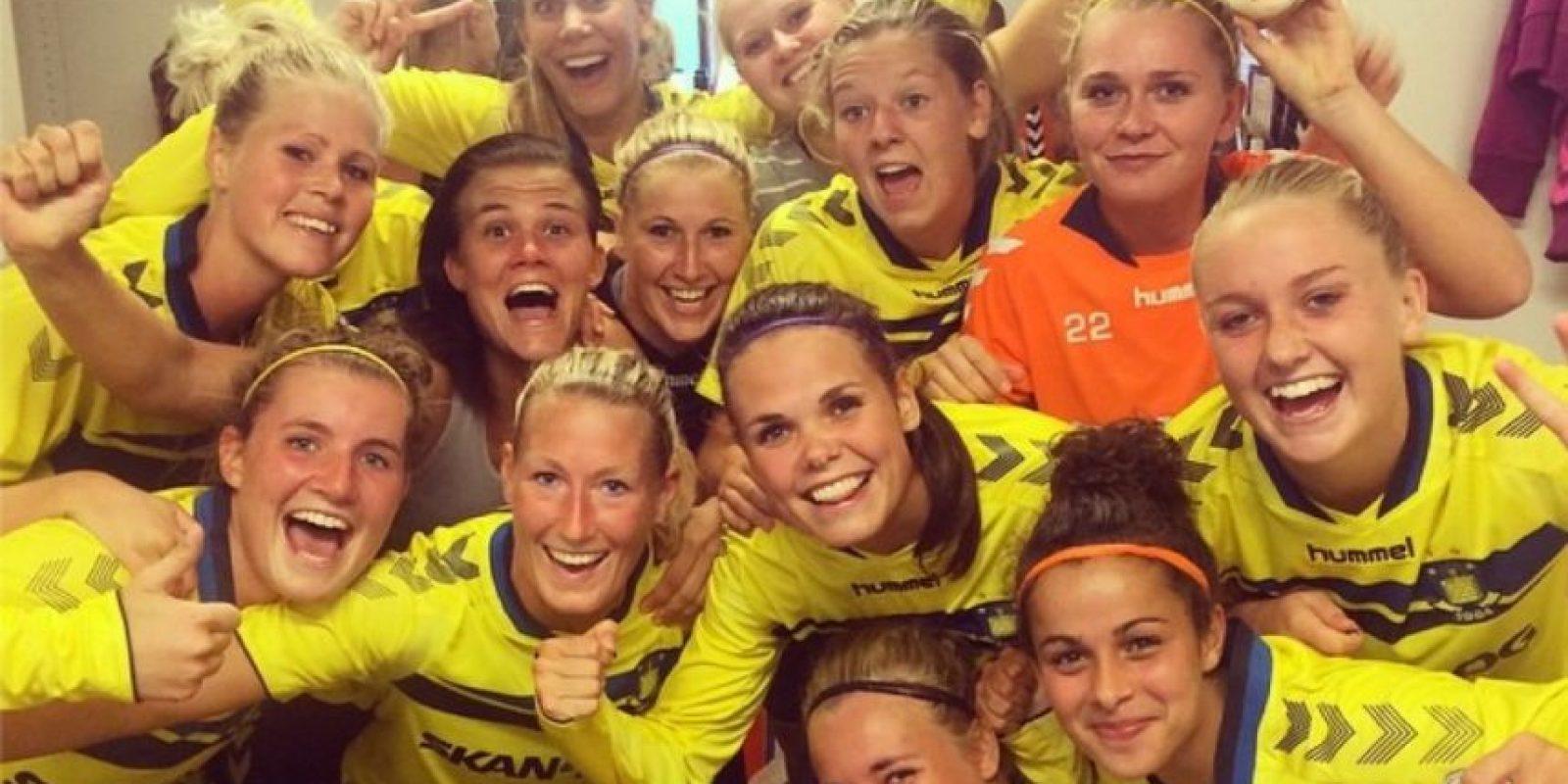 Son las actuales campeonas de Dinamarca Foto:Instagram: @theresanielsen8