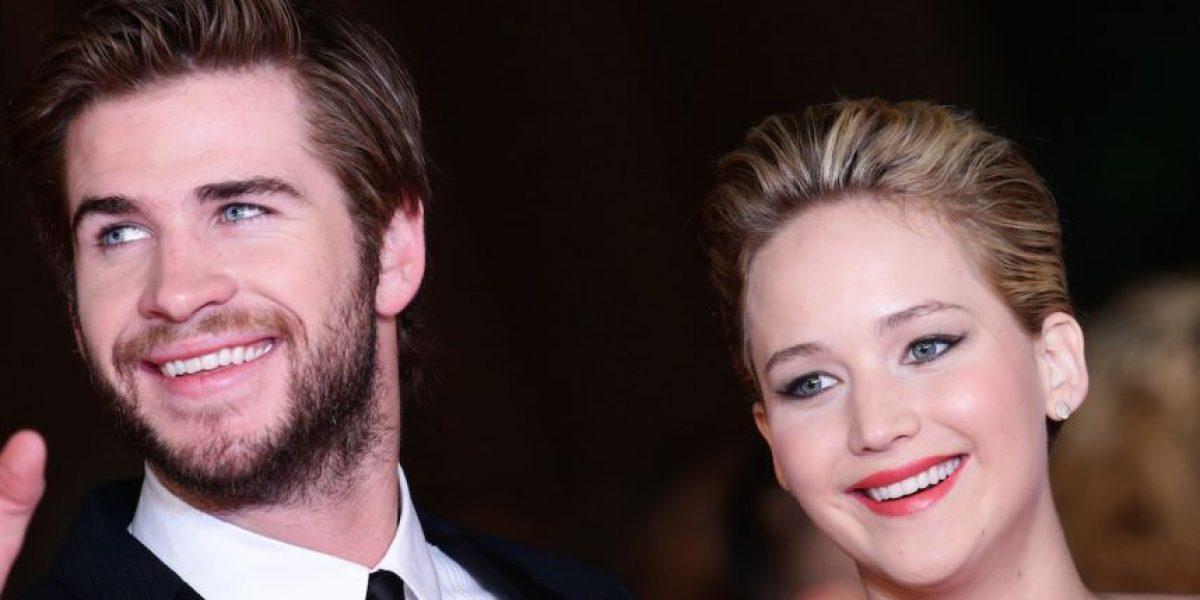 Chris Hemsworth revela el sabor de los besos de Jennifer Lawrence