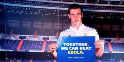 Gareth Bale, futbolista galés del Real Madrid. Foto:FIFA