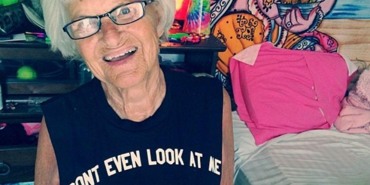 Fotos: La abuela más cool del Instagram