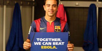 Xavi Hernández, futbolista español del Barcelona. Foto:FC Barcelona