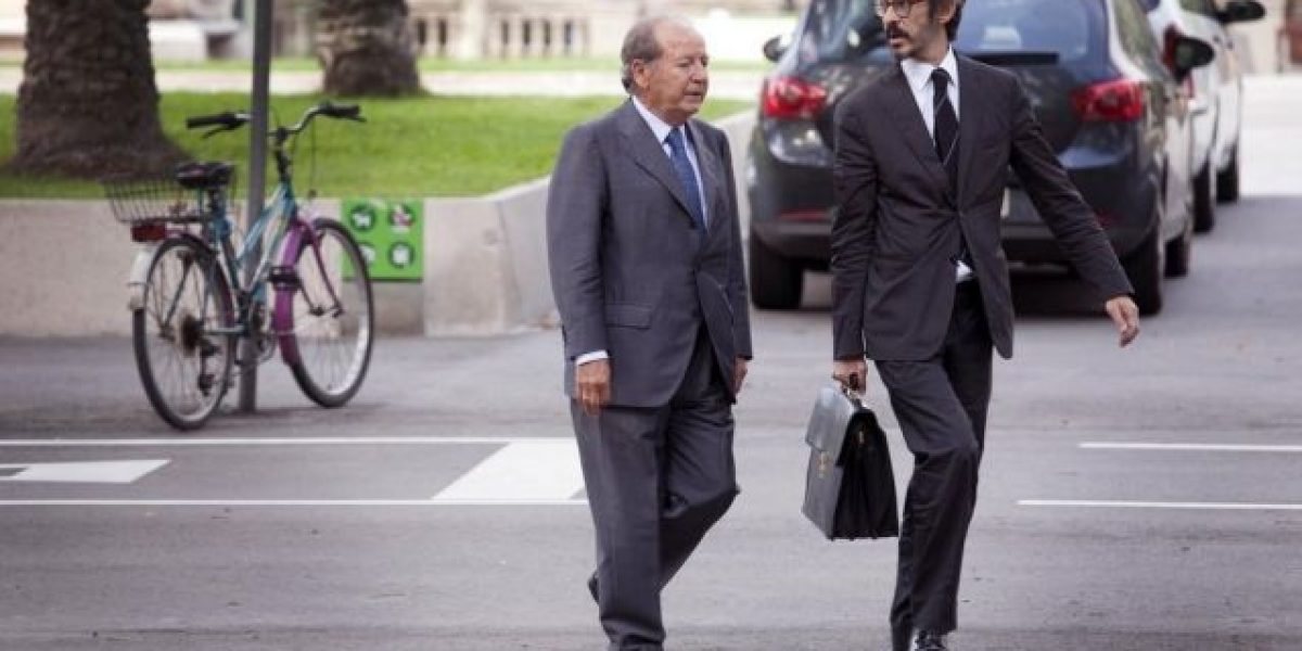 Expresidente del Barça va a la cárcel