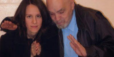 """Charles Manson: """"Asesino en serie"""" de 80 años, se casa con """"fan"""" de 26"""