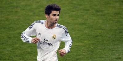 Hijo de Zidane debuta con el equipo B del Real Madrid