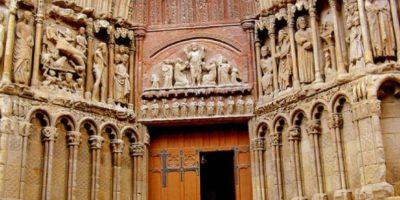 9. Iglesia. Foto:Wikimedia