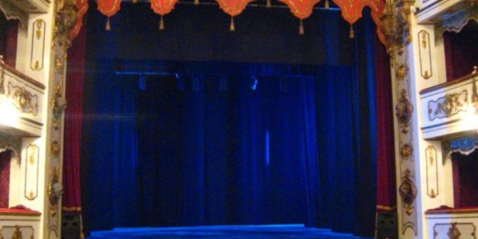 8. Teatros. Foto:Wikimedia