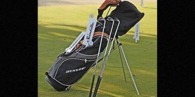 11. En un campo de golf Foto:Flickr