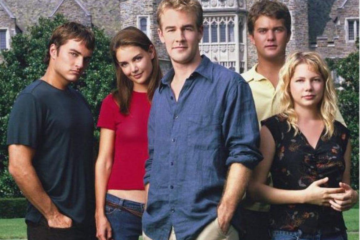 Dawson's Creek es una serie estadounidense que fue emitida entre los años 1998 y 2003 Foto:Facebook Dawson's Creek