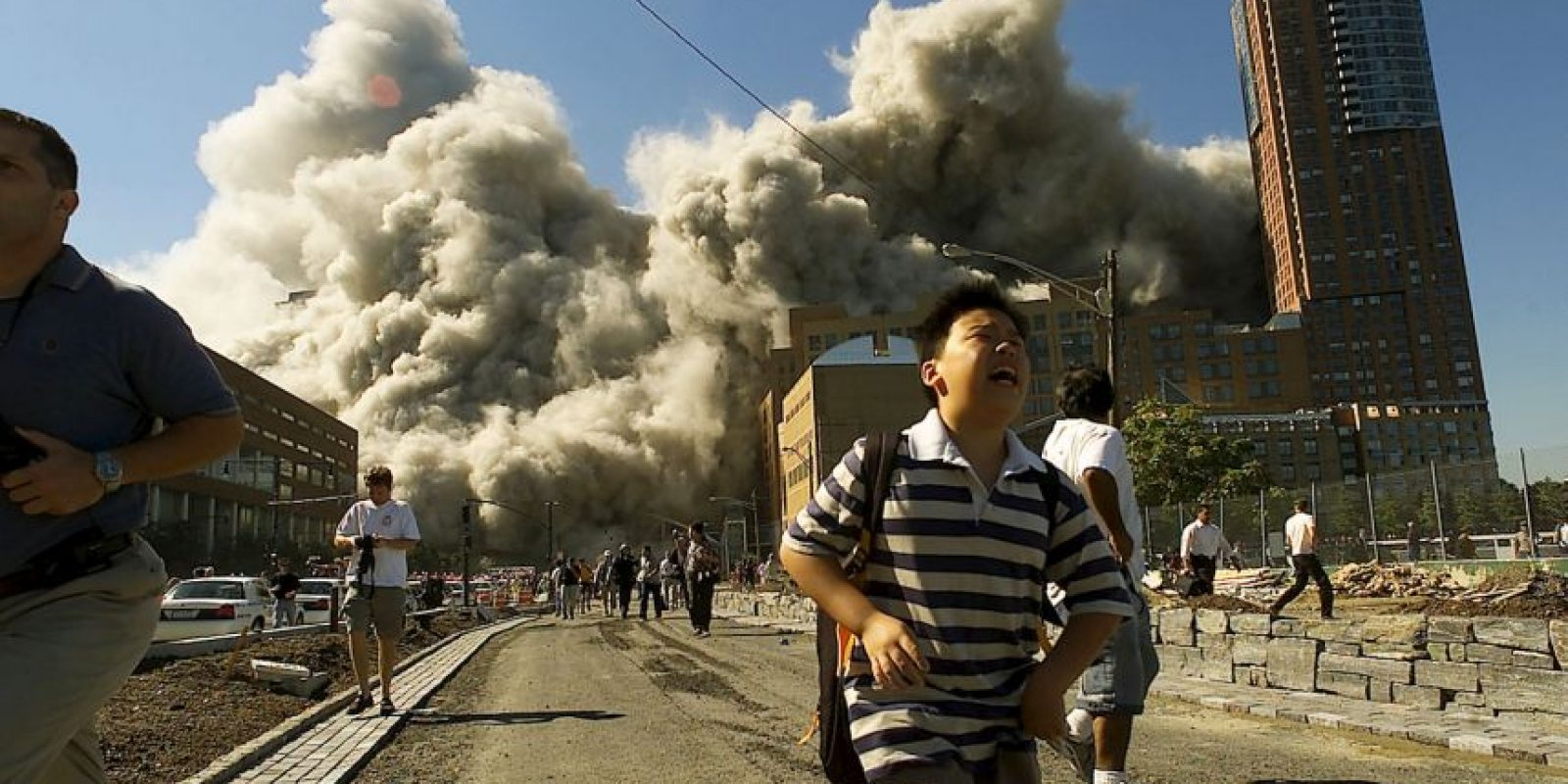 Estados Unidos, 11 de septiembre Foto:Getty Images