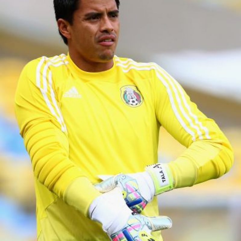 Alfredo Talavera (Toluca) Foto: Getty Images