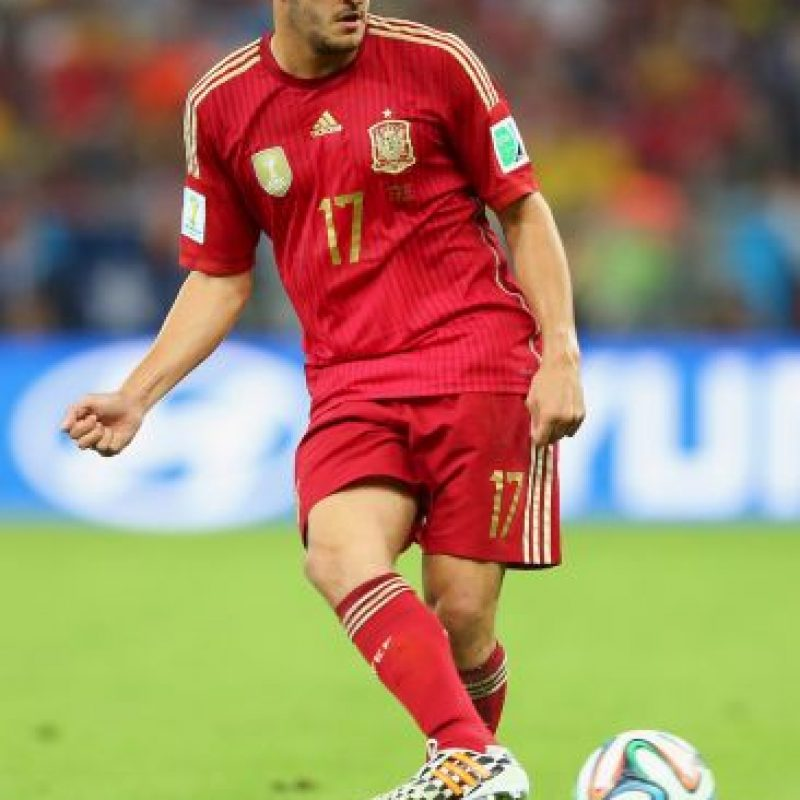Koke (España) Foto: Getty Images