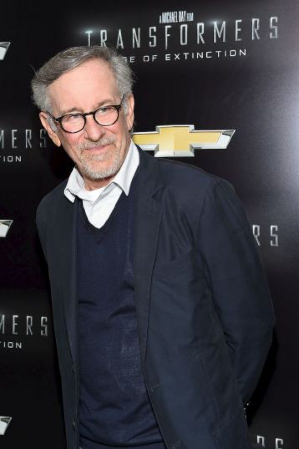 Steven Spielberg: 7 hijos. Foto:Getty Images