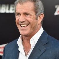 Mel Gibson :8 hijos. Foto:Getty Images