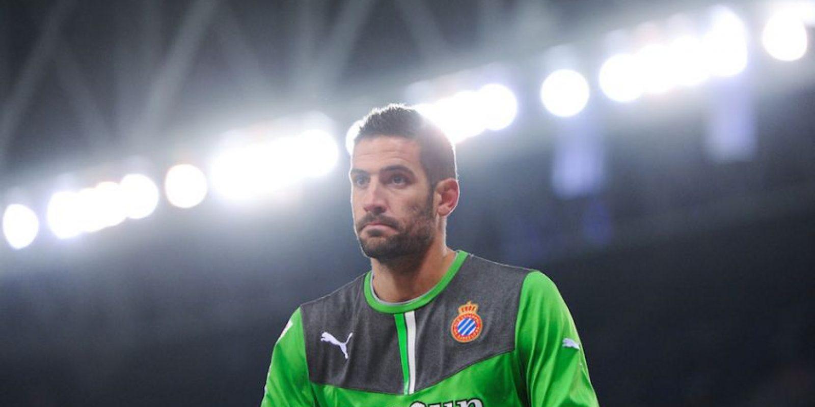 Kiko Casillas (España) Foto:Getty Images