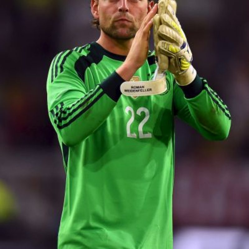 Roman Weidenfeller (Alemania) Foto: Getty Images